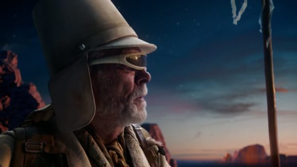 Videoclip: Ridley Scott – THE SEVEN WORLDS