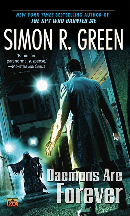 Simon R. Green – DAEMONS ARE FOREVER