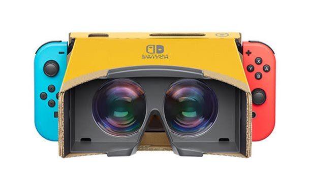 Nintendo macht in Virtual Reality – und das falsch