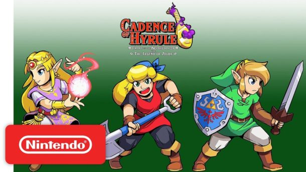 Für die Switch: CADENCE OF HYRULE