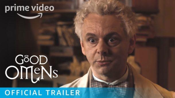 Grandios! Trailer: GOOD OMENS