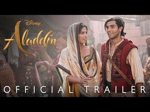 Neuer Trailer: ALADDIN