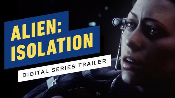 Seit gestern bei IGN: ALIEN ISOLATION Webserie