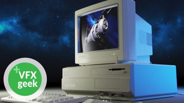 The Story Of VFX, Amiga and BABYLON 5