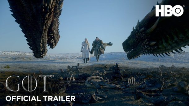 Trailer: GAME OF THRONES Final Season
