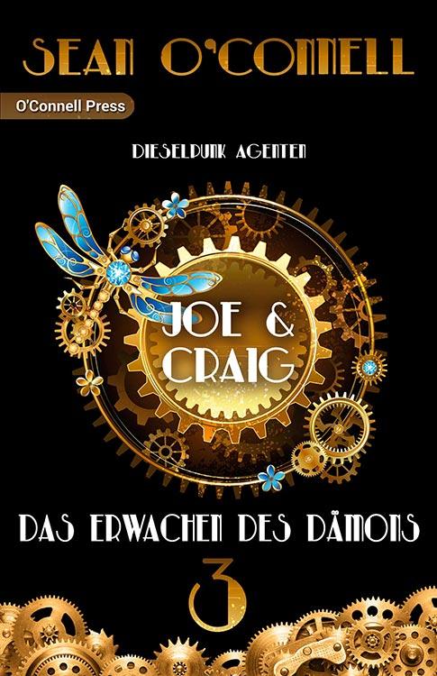 Erschienen: JOE &CRAIG 3 – DAS ERWACHEN DES DÄMONS