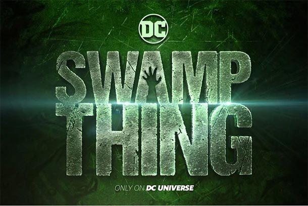 SWAMP THING startet auf DC Universe am 31. Mai 2019