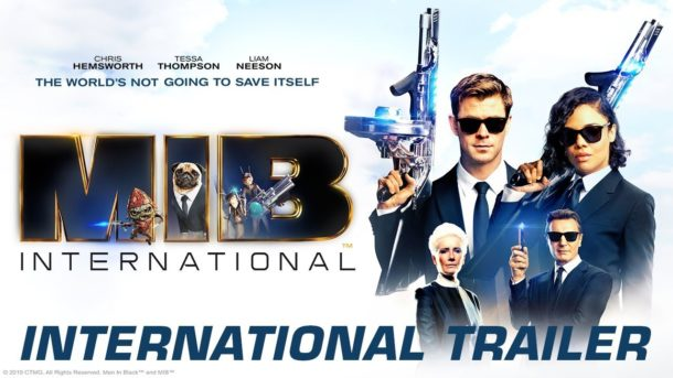 Neuer Trailer: MEN IN BLACK INTERNATIONAL