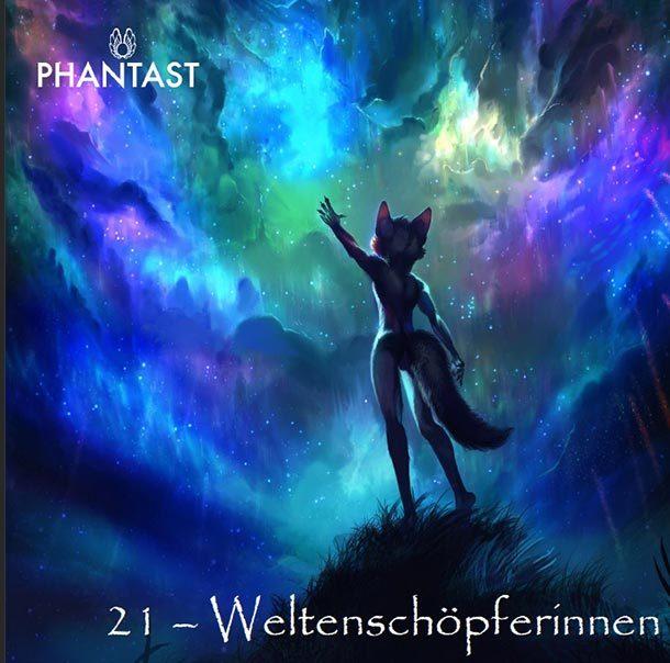 Erschienen: PHANTAST 21 – Weltenschöpferinnen