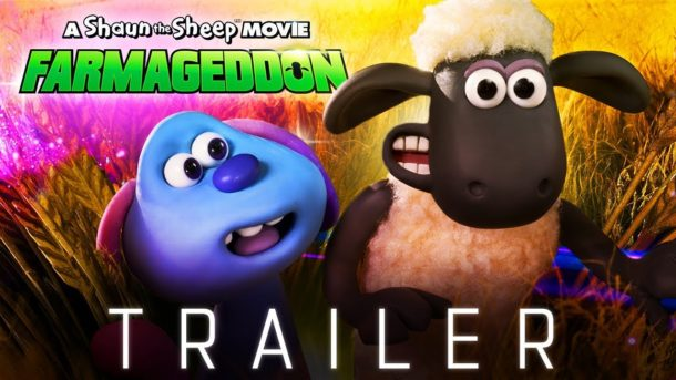 Trailer: SHAUN THE SHEEP- FARMAGEDDON