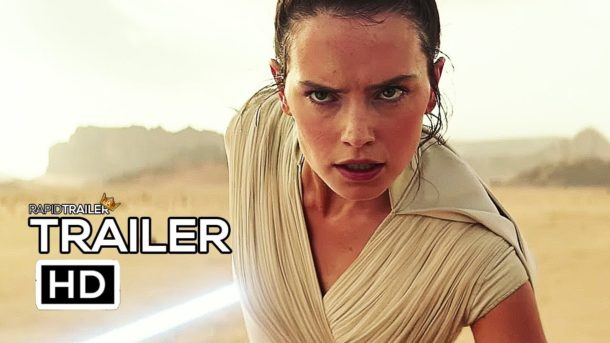 Trailer: STAR WARS – THE RISE OF SKYWALKER