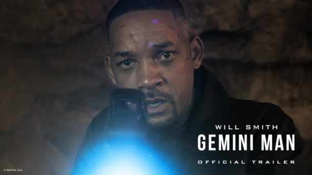 Trailer: Will Smith in GEMINI MAN