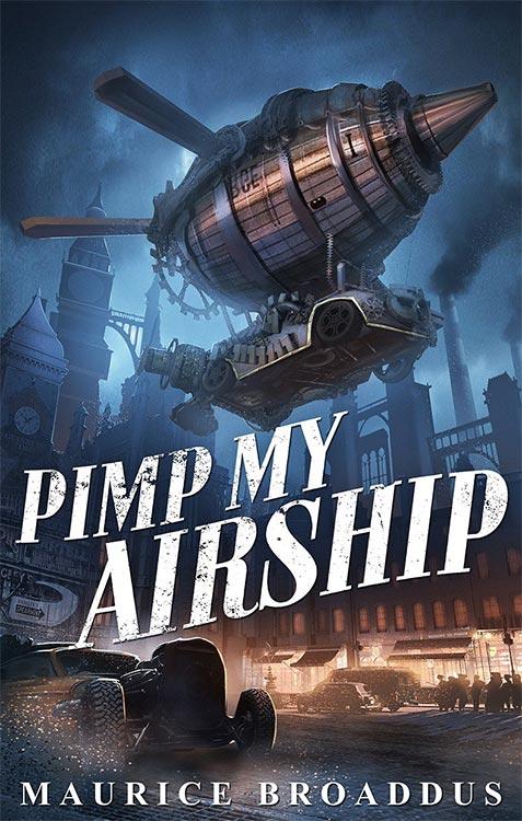 Erschienen: PIMP MY AIRSHIP