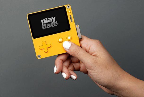Ungewöhnliches Gaming-Handheld: Playdate