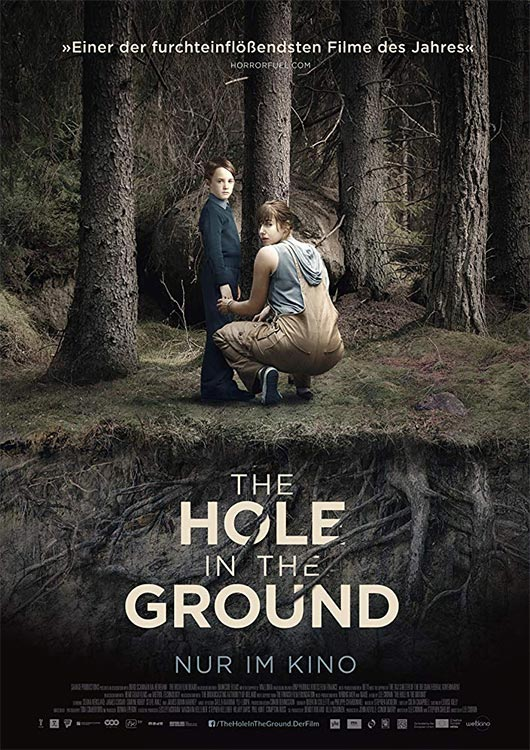 Bandit bespricht: THE HOLE IN THE GROUND