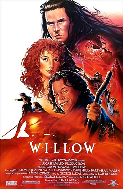 Ron Howard denkt über WILLOW-Fernsehserie nach