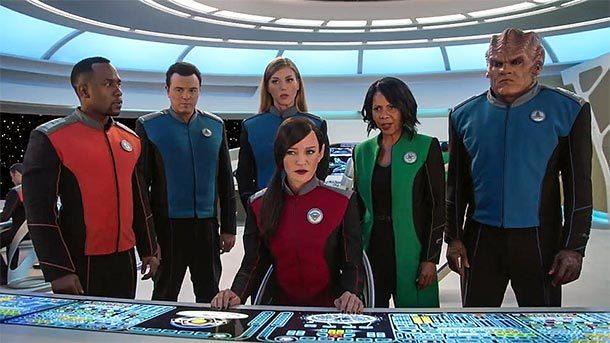 THE ORVILLE bekommt dritte Staffel
