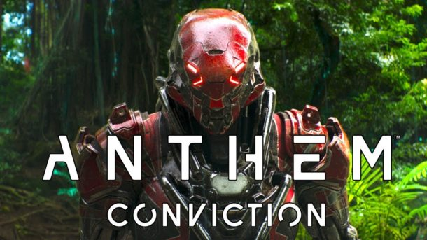 CONVICTION – ein ANTHEM-Trailer von Neill Blomkamp