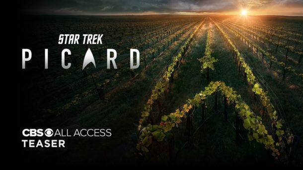 Teaser: STAR TREK PICARD