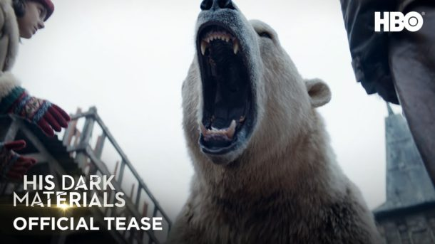 Trailer: HBOs HIS DARK MATERIALS