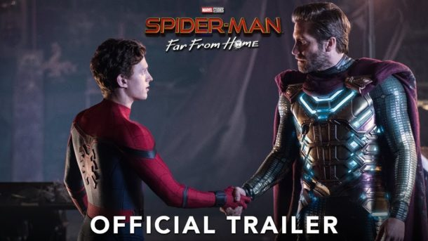 Trailer – SPIDER-MAN: FAR FROM HOME