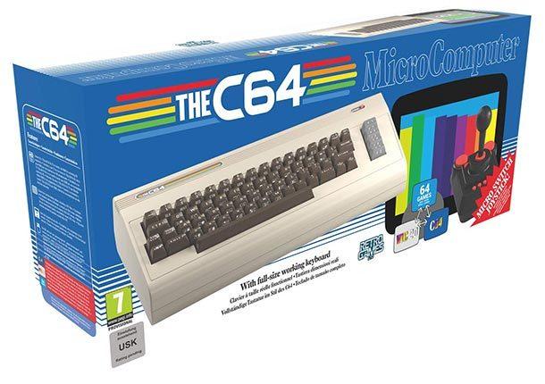 Wiederauferstehung im Dezember: der Commodore C64