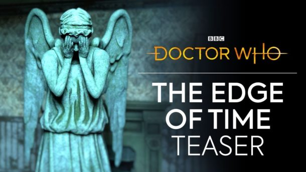 Im September – DOCTOR WHO: THE EDGE OF TIME VR Game