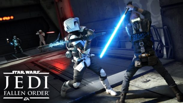 STAR WARS JEDI: FALLEN ORDER – 15-minütiges Gameplay-Video