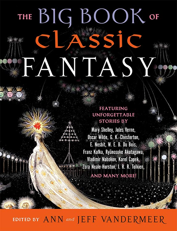 Erschienen: THE BIG BOOK OF CLASSIC FANTASY