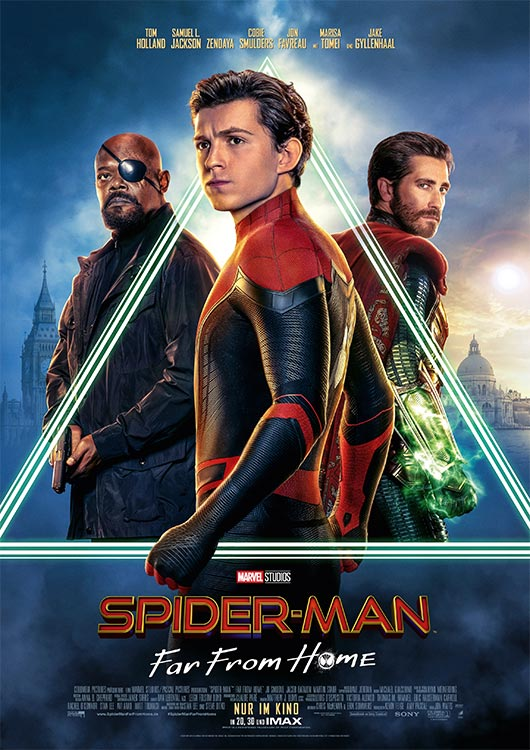 Bandit bespricht: SPIDER MAN – FAR FROM HOME