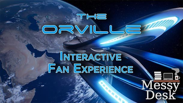 THE ORVILLE INTERACTIVE FAN EXPERIENCE