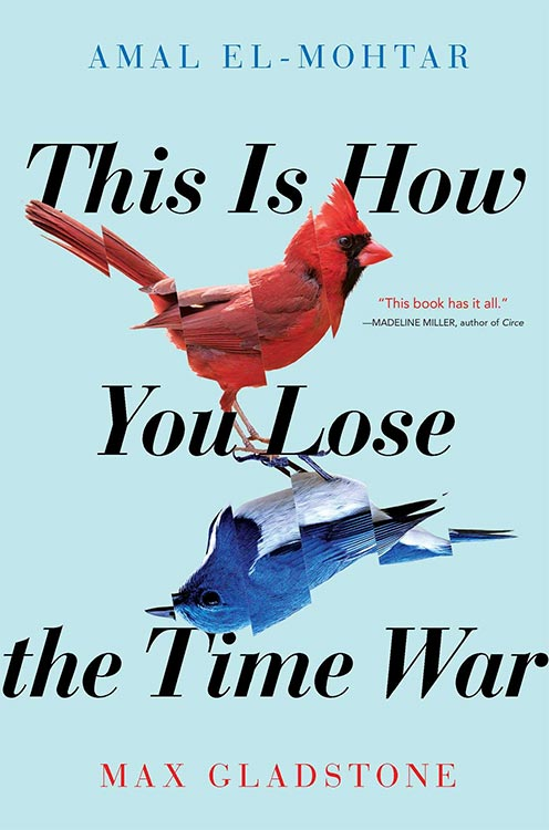 Erschienen: Zeitreise-Roman THIS IS HOW YOU LOSE THE TIME WAR