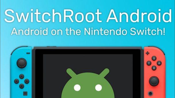 Android auf der Nintendo Switch