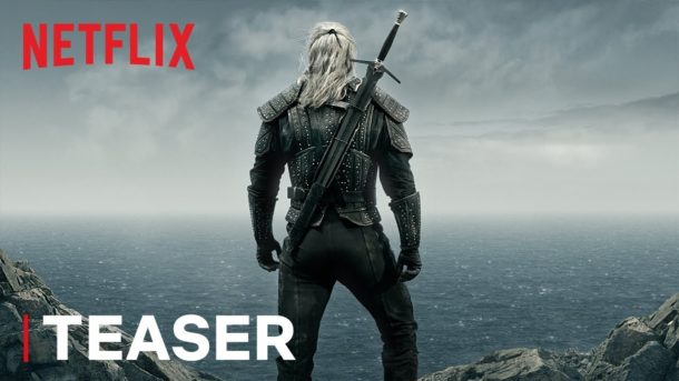 Holla! Teaser: Netflix´ THE WITCHER