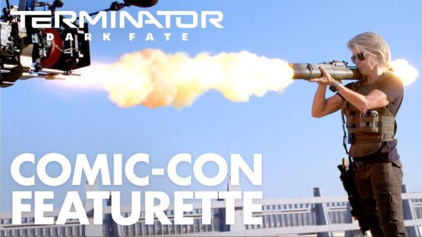 SDCC-Featurette – TERMINATOR: DARK FATE
