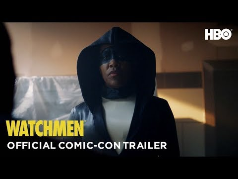 SDCC-Trailer: HBOs WATCHMEN