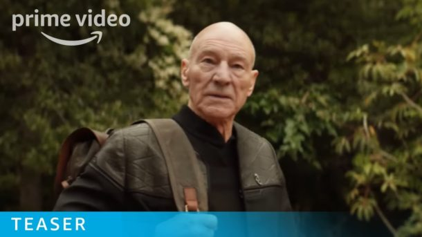 SDCC-Trailer: PICARD