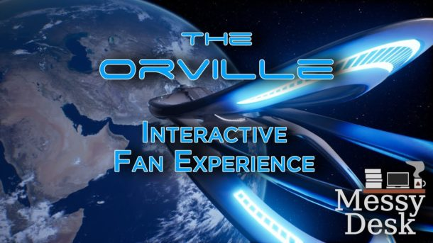 THE ORVILLE – Interactive Fan Experience