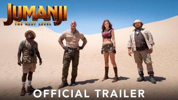 Trailer – JUMANJI: THE NEXT LEVEL