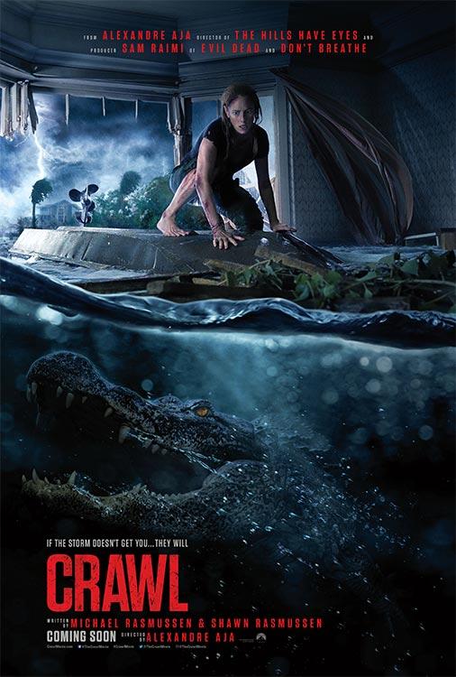 Bandit bespricht: An Alexandre Aja Film – CRAWL