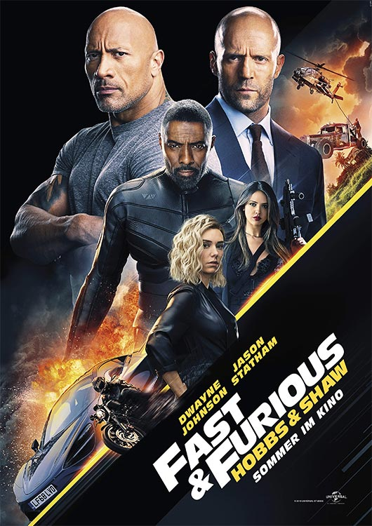Bandit bespricht: FAST & FURIOS PRESENTS: HOBBS AND SHAW