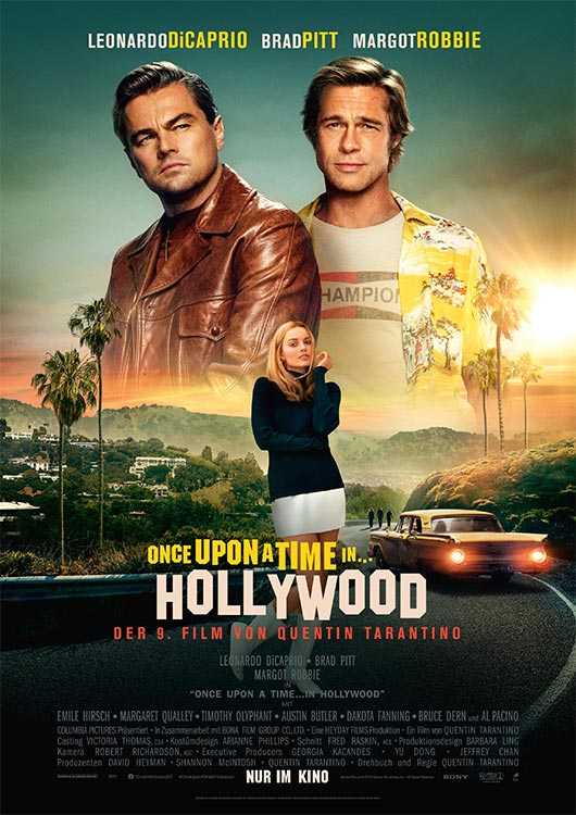 Bandit bespricht: ONCE UPON A TIME … IN HOLLYWOOD