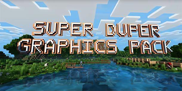 MINECRAFT »Super Duper Graphics Pack« endgültig abgesagt