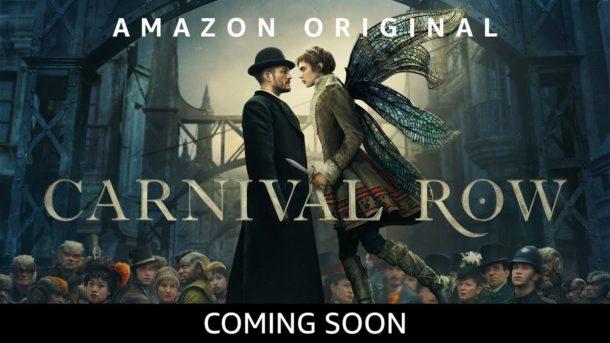 Offizieller Trailer: CARNIVAL ROW