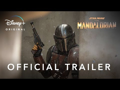 Offizieller Trailer: THE MANDALORIAN