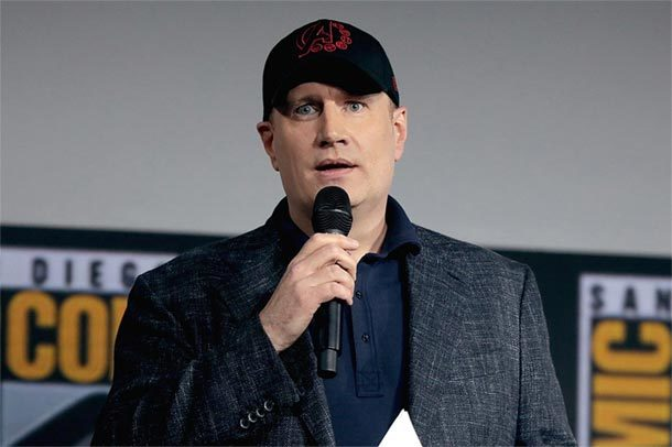 Marvels Kevin Feige arbeitet an STAR WARS-Film