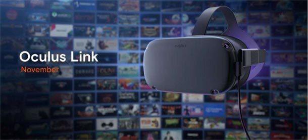 Oculus Link für die Quest kommt im November