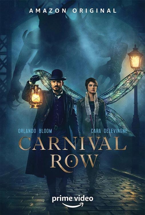 CARNIVAL ROW bekommt zweite Staffel