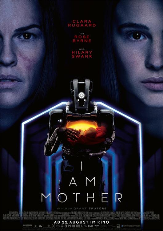 Bandit bespricht: IAM MOTHER – von Netflix