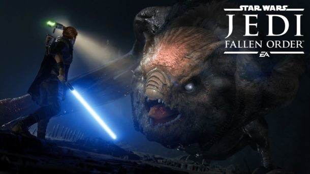 Storytrailer – STAR WARS JEDI: FALLEN ORDER